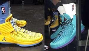 Nike NBA 球衣发表会现场亮点,Air Jordan XXXII 黄蜂、灰熊队球员【今日信息】